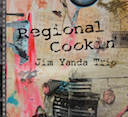 Jim Yanda Regional Cookin Cover